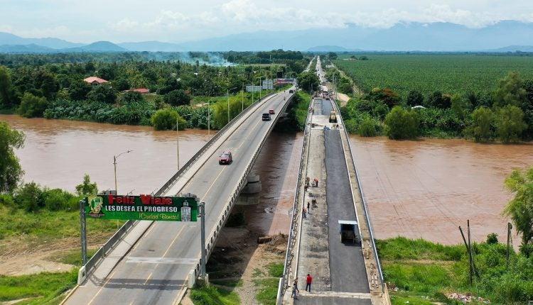 Hoy: por dos horas cerrarán el puente «La Amistad» en El Progreso, Yoro