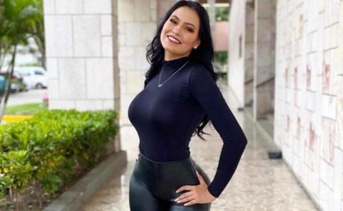 Alejandra Rubio en bikini