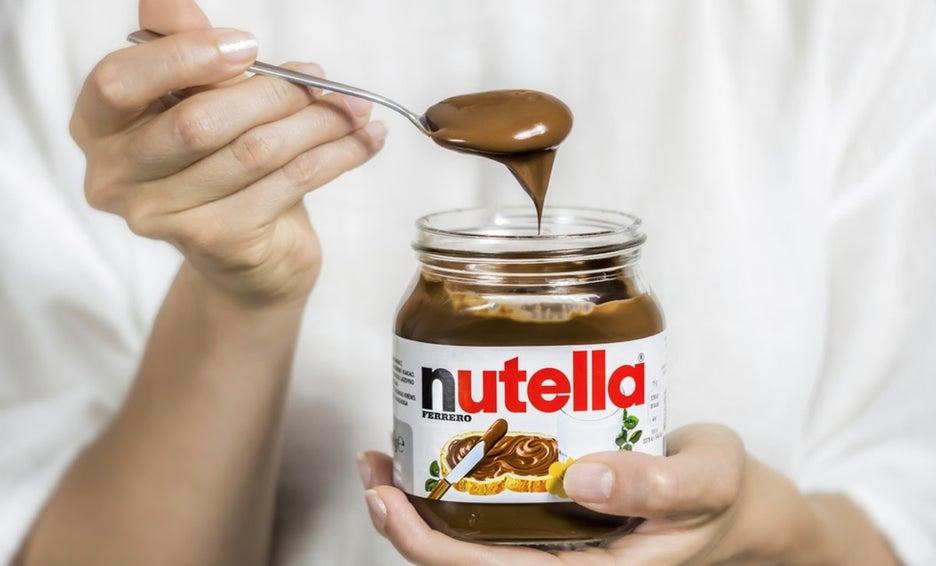 origen nutella historia creación