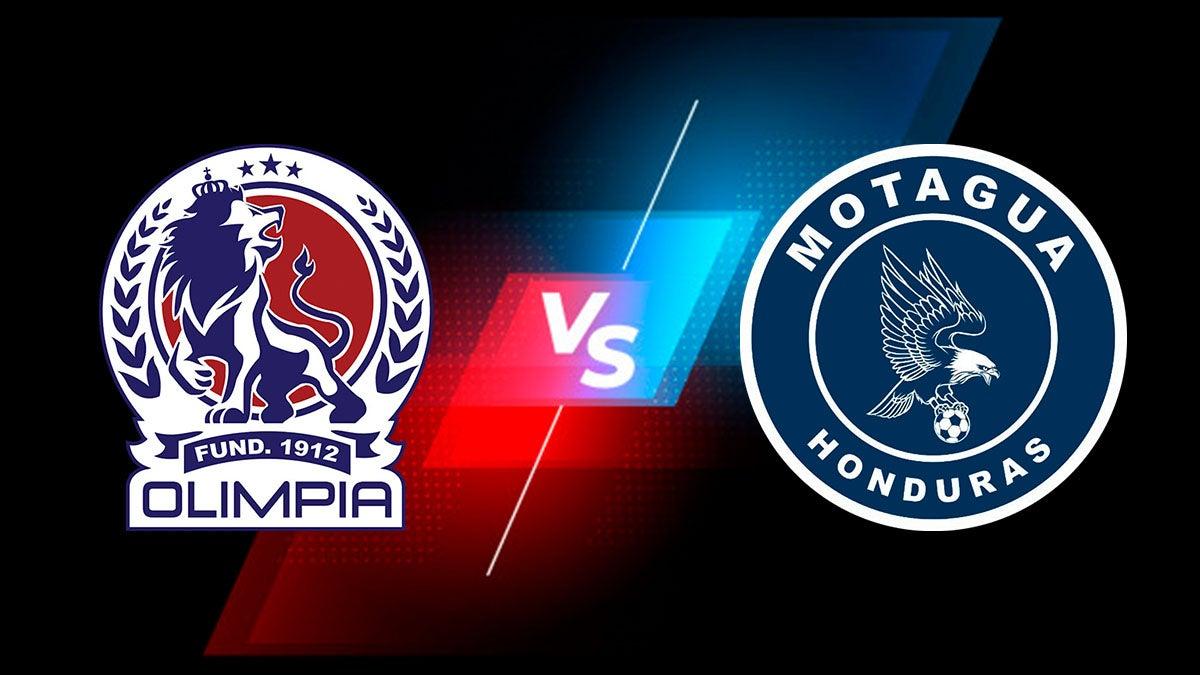 Olimpia vs Motagua