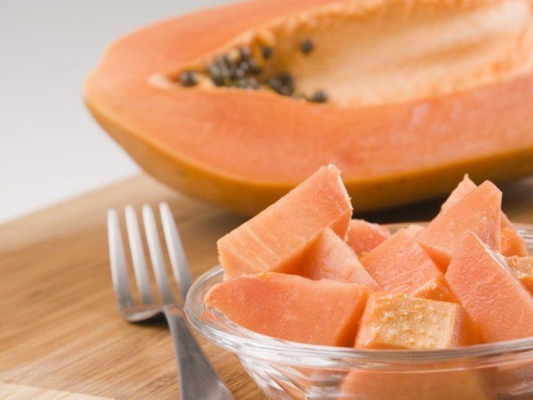 SALUD  Conoce los beneficios que la papaya brinda a tu cuerpo