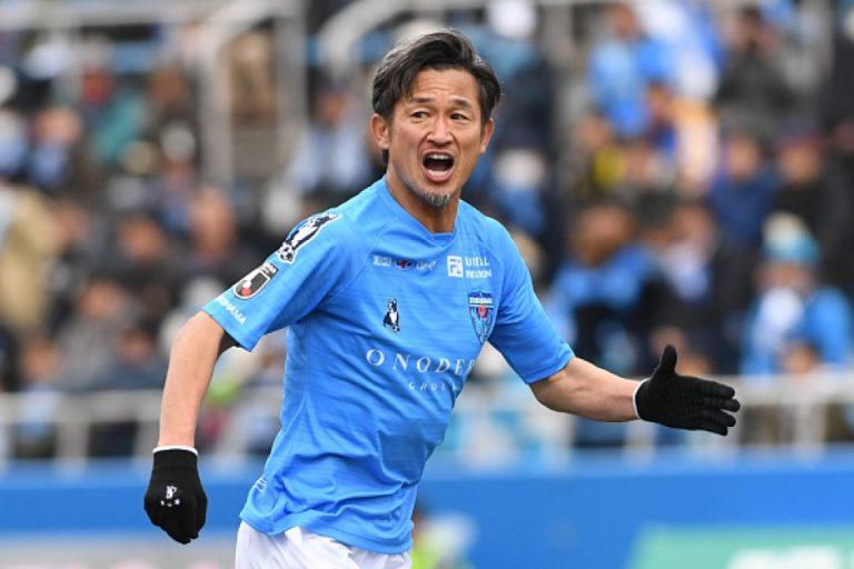 Kazuyoshi Miura, inagotable pasión por las canchas