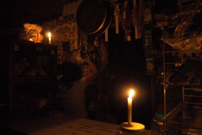 cortes de energía San Pedro