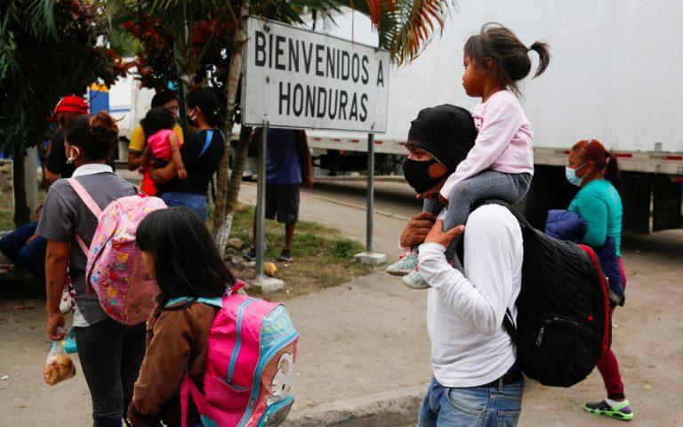 CONADEH: Por descuido del gobierno, algunos migrantes retornados propagan el Covid-19
