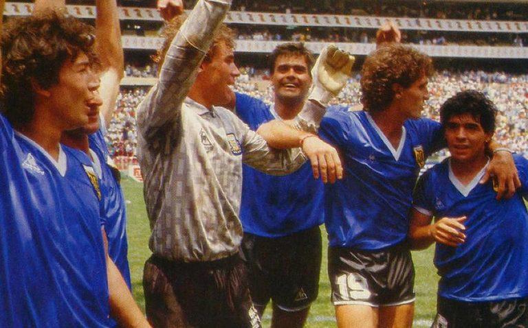 Ruggeri recordó la travesía de las camisas compradas en Moctezuma en México 86