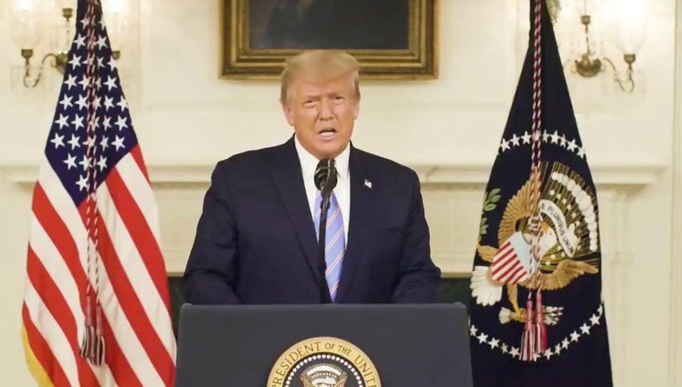 Trump vuelve en Twitter y promete «transición de poder suave y ordenada»