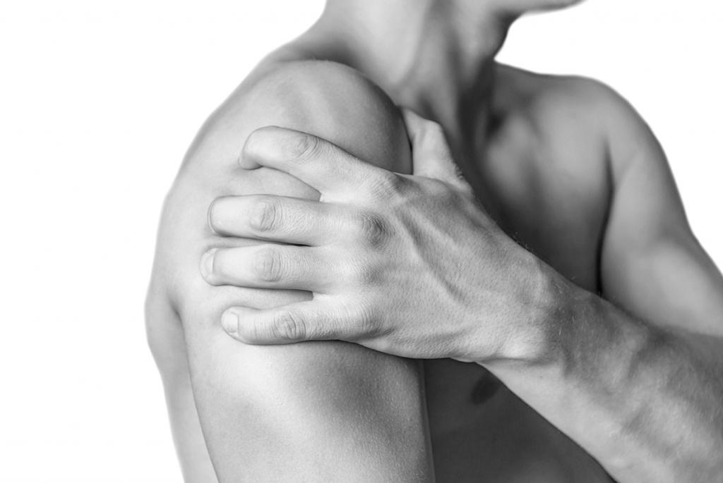 dolor en el hombro síndrome subacromial