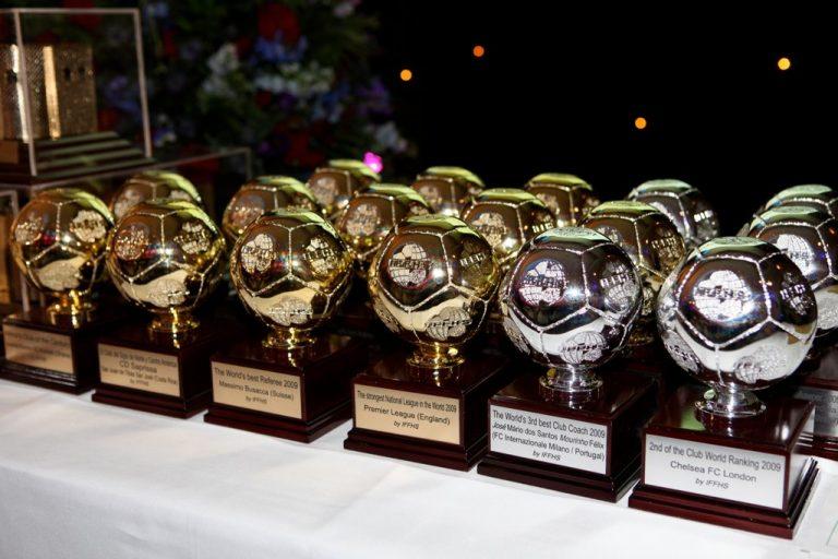 """GALERÍA: La IFFHS presentó el """"once ideal"""" de la década"""