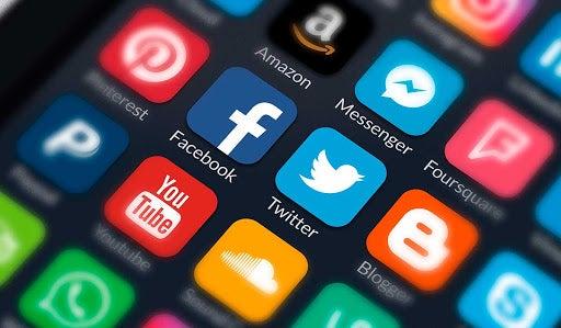 aplicaciones servicios de mensajería datos