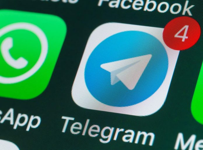 Telegram 500 millones