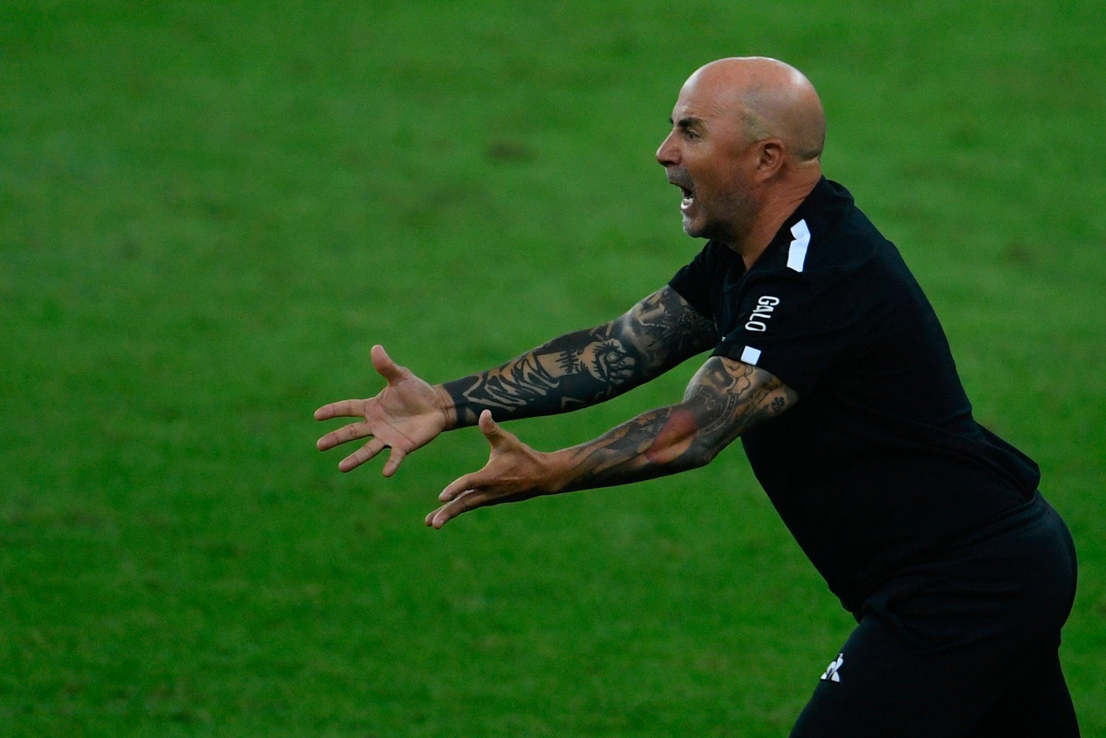 Jorge Sampaoli no seguirá al frente del Atlético Mineiro