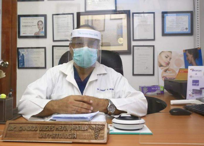 Hondureños lamentan muerte del doctor Cándido Mejía, un profesional noble, amable y querido