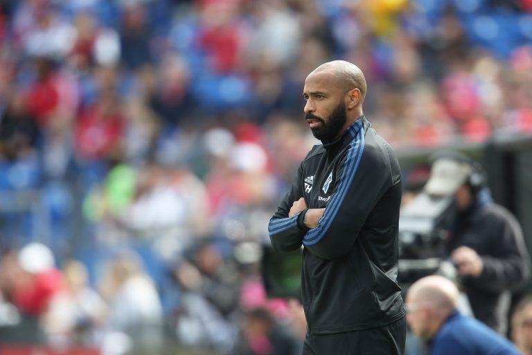 Thierry Henry deja su cargo como entrenador del Montreal Impact de Quioto