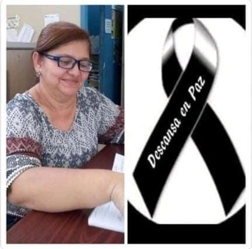 fallece enfermera Gladys Ondina