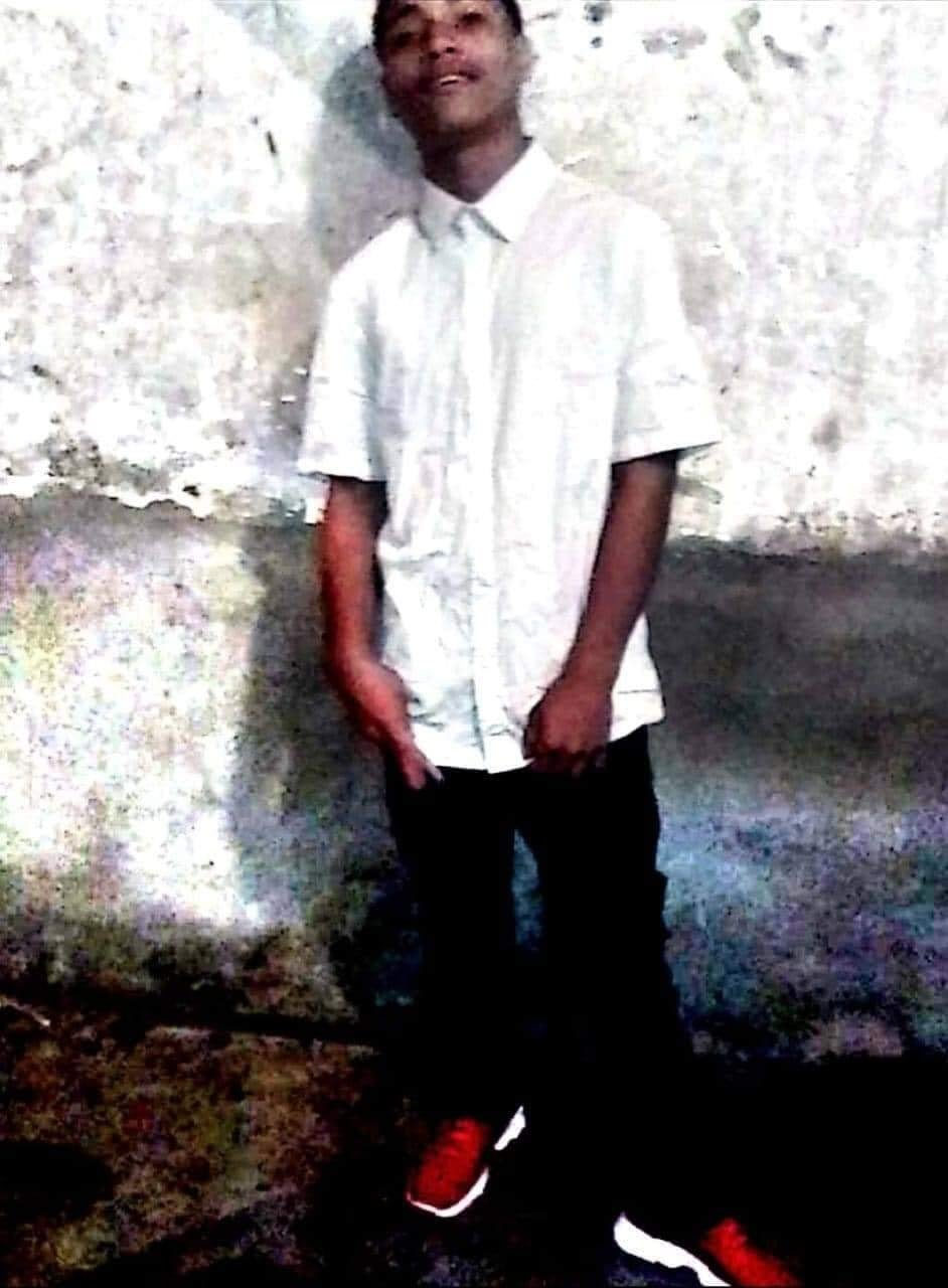 jóvenes que mataron en Trincheras Choloma