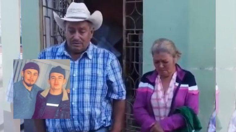 «Ya perdimos cuatro hijos», padres de hondureños accidentados lloran tragedia en EEUU
