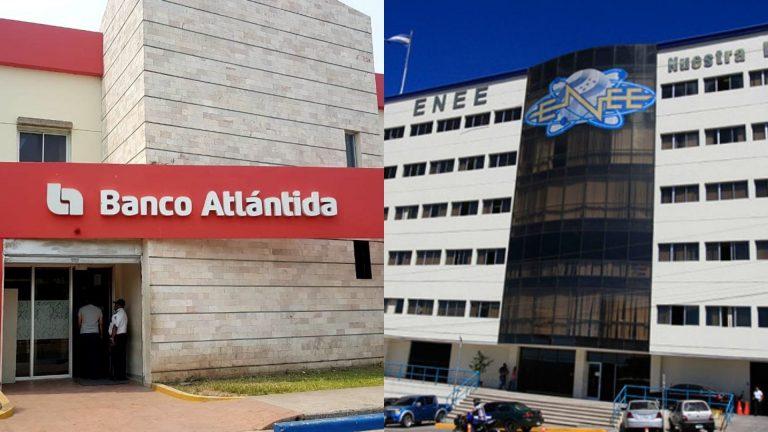 """Diputado denuncia """"tiro de gracia"""" a la ENEE: Pretenden """"entregarla"""" a banco Atlántida"""
