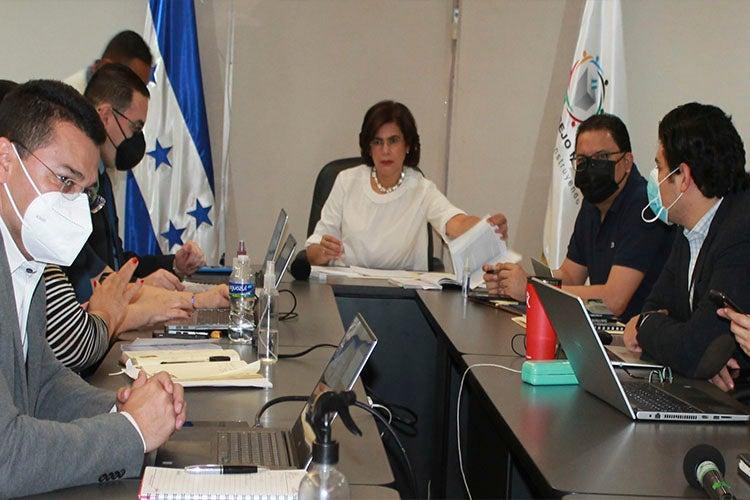 CNE: Sin Ana Paola Hall, este jueves reanudan sesión pública del pleno