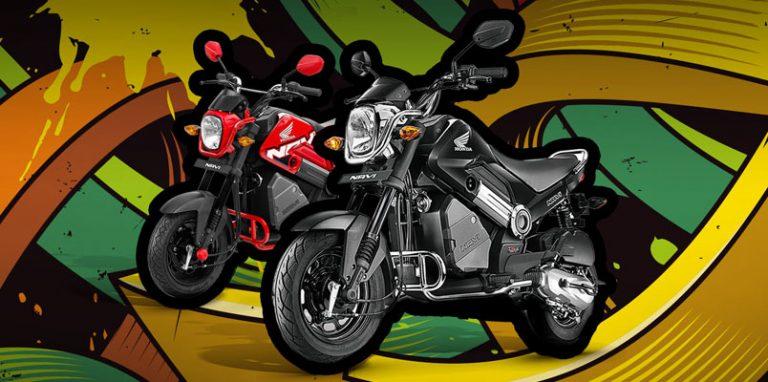 Honda NAVi, conozca por qué es la motocicleta para jóvenes