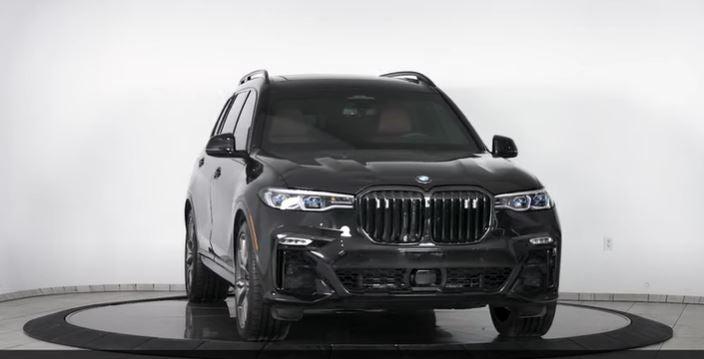 Un BMW X7, elegante, lujoso y con blindaje que lo resiste todo