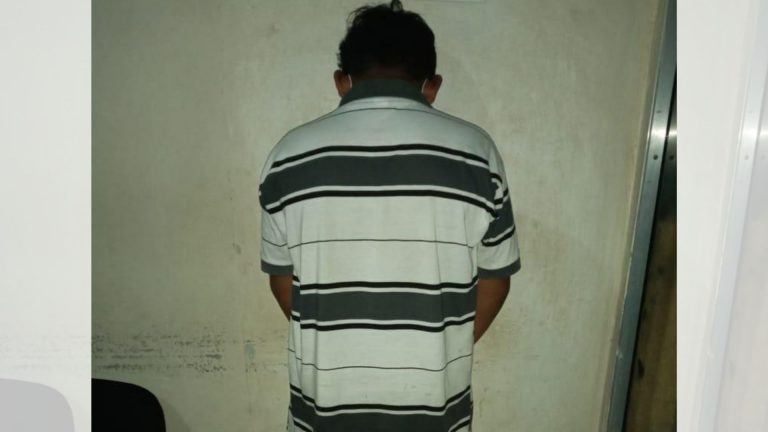 Arrestar a niño de 14 años en Tela, sospechoso de violar a una menor