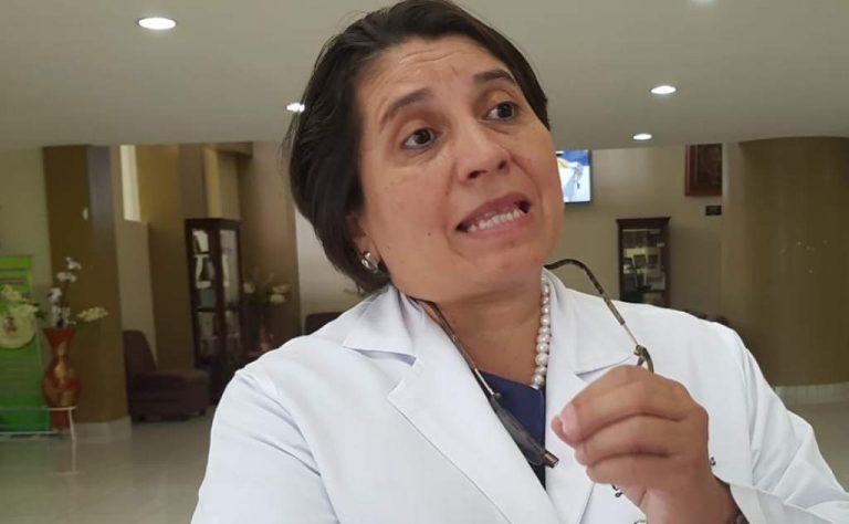 Dra Figueroa: Políticos deben suspender concentraciones; solo Movimiento Yanista lo ha hecho