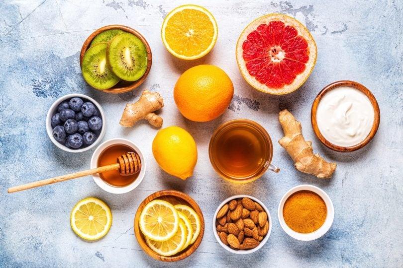 Vitaminas naranjas