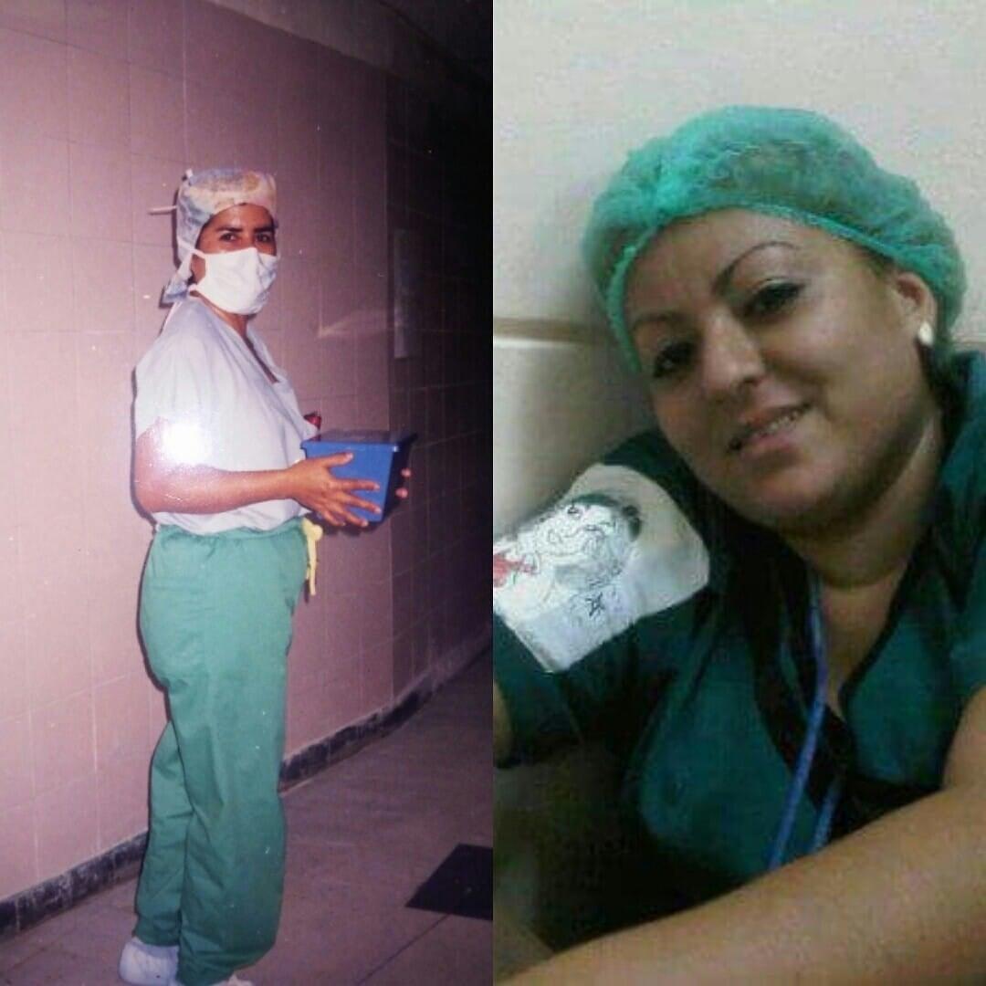 muere enfermera del Leonardo Martínez