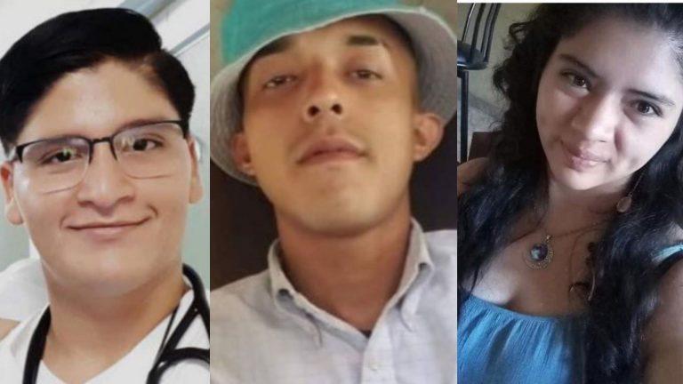 Keyla, Yasser y Erick, casos de DDHH se convertirán en demandas contra el Estado