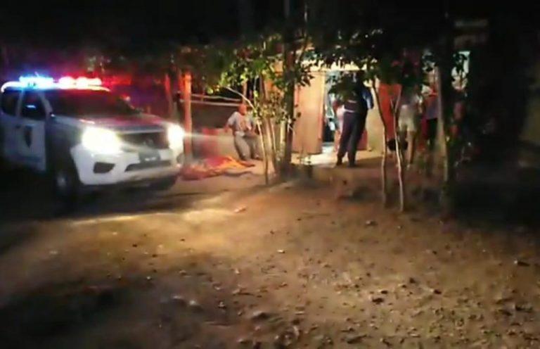 Una persona herida tras persecución en comunidad de Olanchito, Yoro