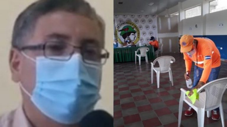 «Fuerza Honduras debe tres meses de salario», denuncian; cierran dos triajes en Juticalpa