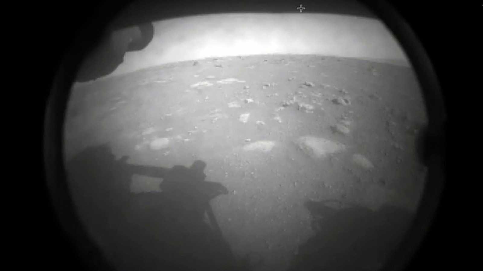 NASA Marte video