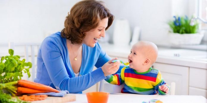 alimentos estimulan inteligencia del bebé