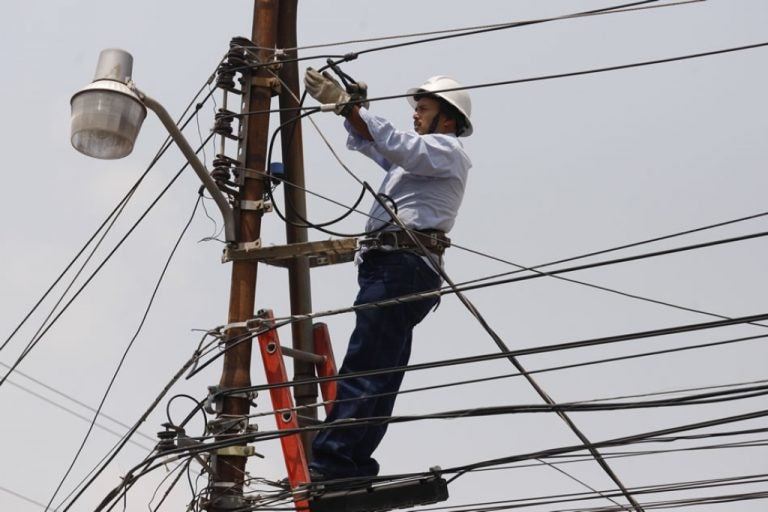 Miércoles: EEH anuncia cortes de energía para la zona noroccidental