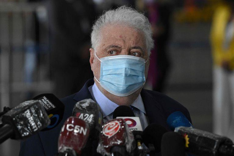 Vacunas COVID en Argentina