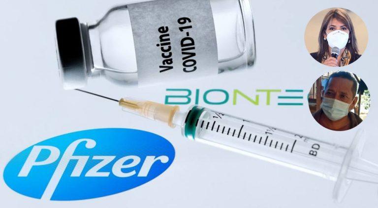 """Honduras sin vacunas de Pfizer: Por """"baja letalidad"""" quedó fuera, dice Salud; funerarias discrepan"""