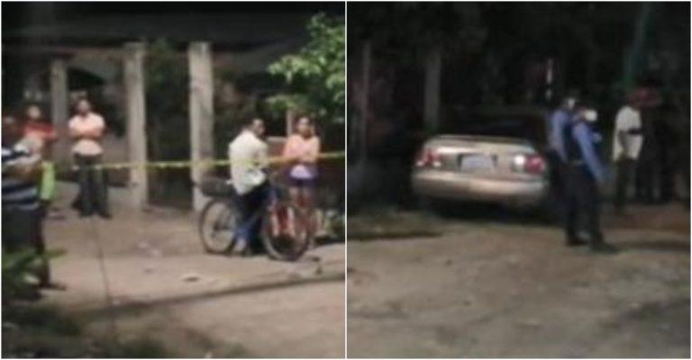 Choloma: matan a madre e hija en vivienda; padre y dos hijos quedaron heridos