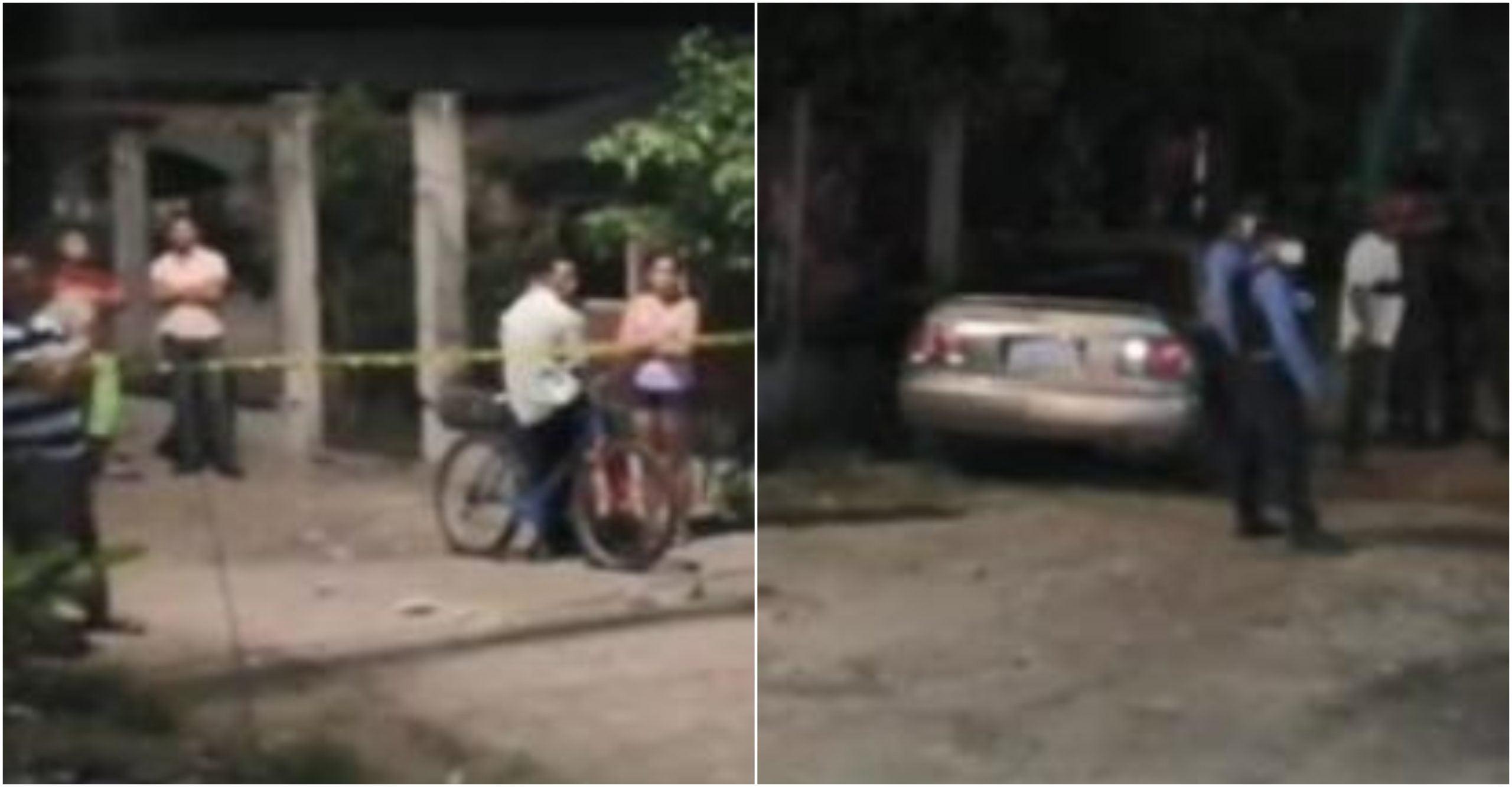 Choloma matan madre hija