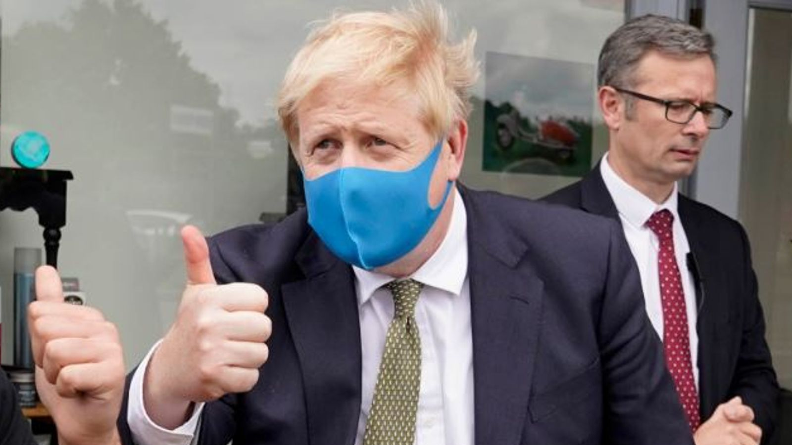 Reino Unido donará vacunas