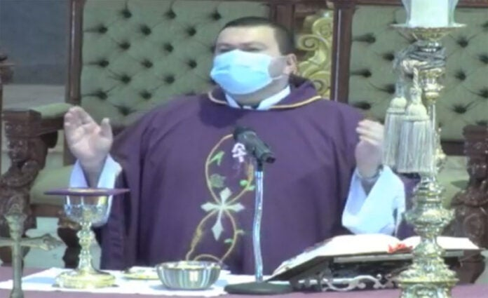Homilía Iglesia Católica