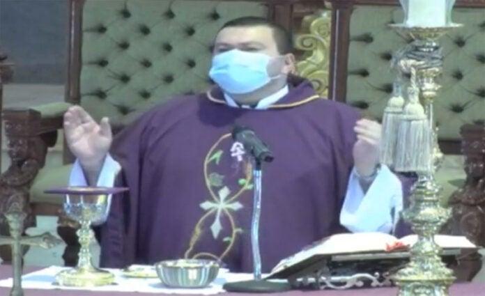 Padre Carlo Magno Covid-19