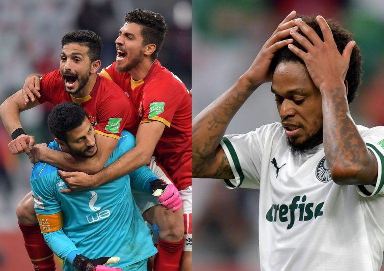 Palmeiras cae ante el Al-Ahly y hace el ridículo en el Mundial de Clubes