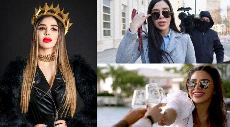 FOTOS| La vida de lujos de Emma Coronel que podría acabar en cadena perpetua