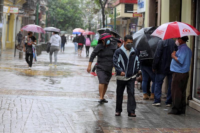 Clima de hoy sábado Honduras