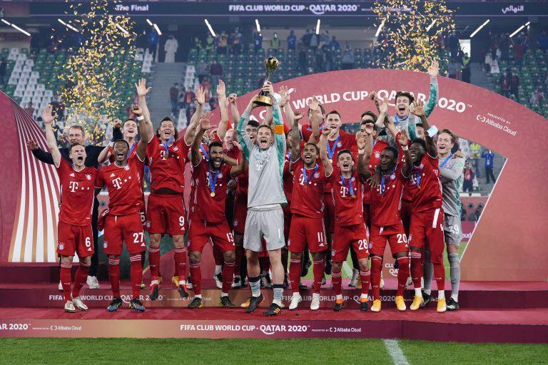 Bayern Múnich gana el Mundial de Clubes y completa su sextete