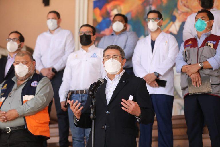 JOH: OMS se comprometió a comprar vacunas para Honduras este fin de semana