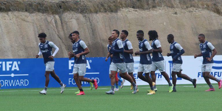 Preolímpico Concacaf: Honduras presenta su lista preliminar de jugadores