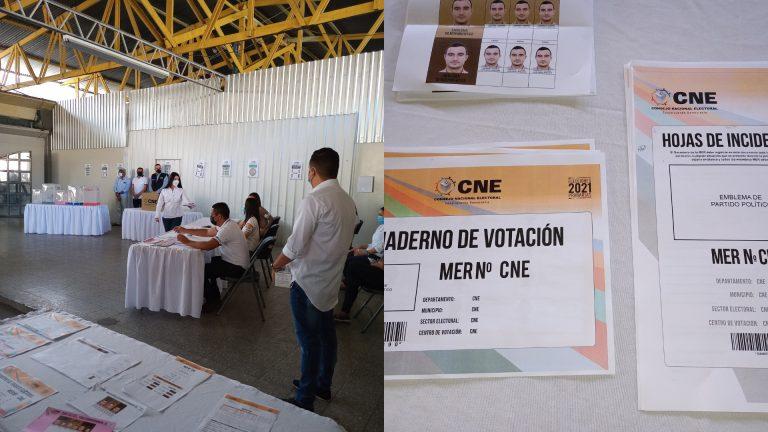 """""""Es histórico"""": CNE realiza simulacro del proceso electoral primario"""