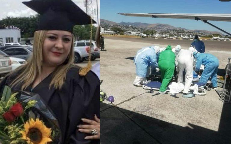 32 años y sin enfermedades de base: por COVID-19 muere la doctora Karen Tábora