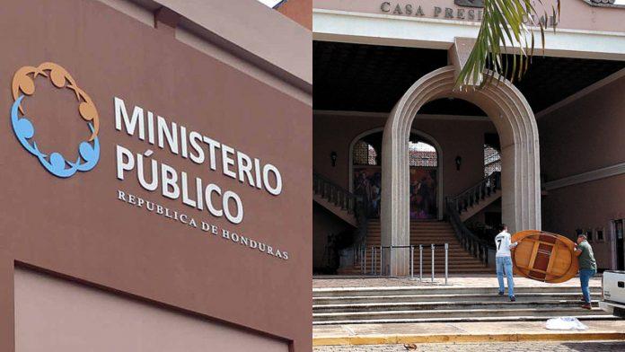 Uferco Casa Presidencial Corrupción